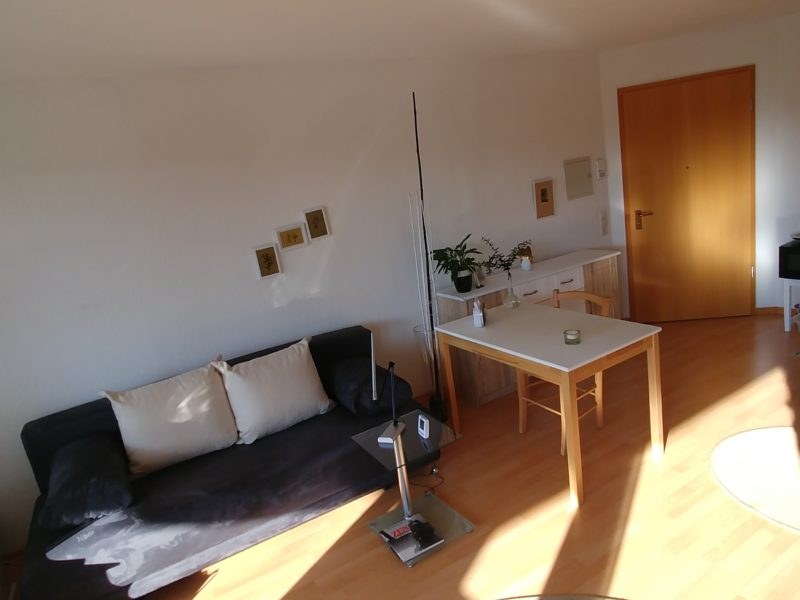 Sonniges Studio mit Moselpanorama-Balkon