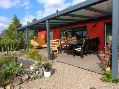 Traumhafter Bungalow in Toplage von Konz-Roscheid: Wohnen wie im Penthouse