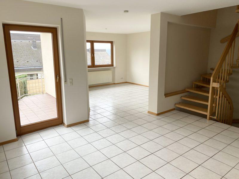 Zur Miete: Schöne Doppelhaushälfte in Konz-Roscheid