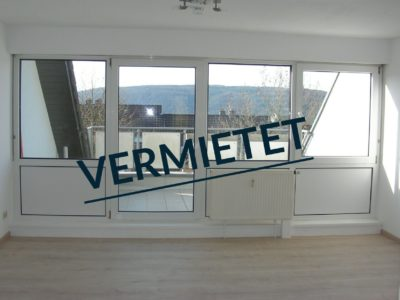 Renoviertes, sonniges Studio mit Panoramablick